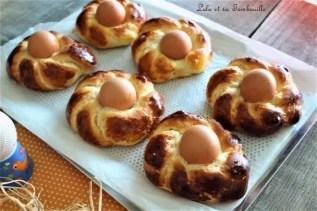 Brioches de Pâques (5)
