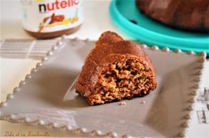 Gâteau au chocolat de Pâques (2)