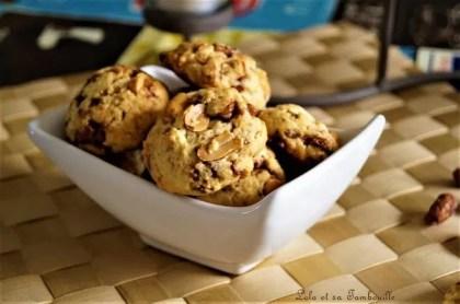 Cookies aux cacahuètes caramélisées {chouchous} 2(6)