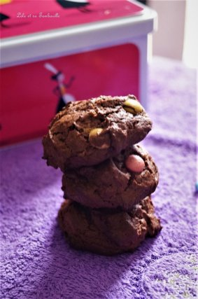 Outrageous Chocolate Cookies {aux samrties}2 (5)