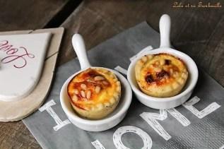 Tartelettes aux tomates séchées & yaourt à la Grecque (6)