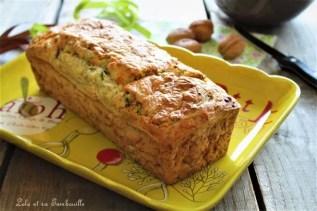 Cake aux courgettes & noix 2(9)