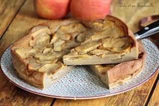Clafoutis pommes & lait de noisettes (4)