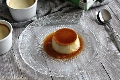 Crèmes renversées au lait de coco (2)