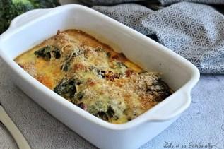 Flan de brocolis & chorizo (6)