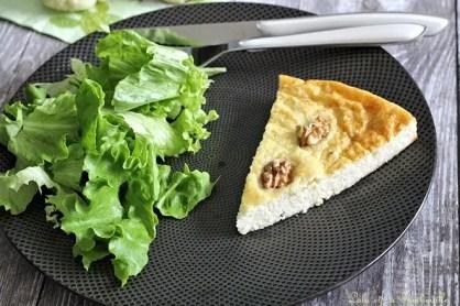 Gâteau de chou-fleur & parmesan (1)