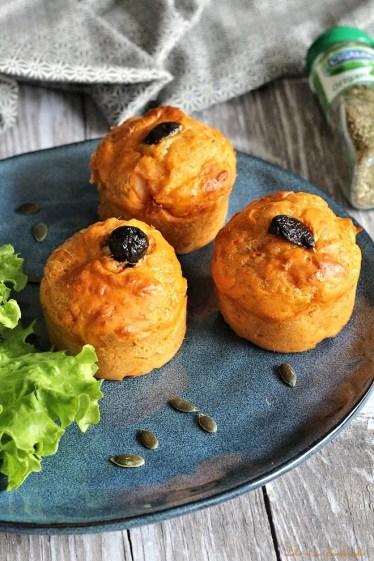 Muffins façon pizza (4)