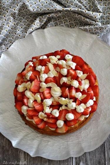 Sablés Breton aux fraises (4)