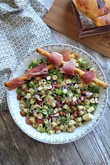 Salade de fèves au jambon de Bayonne (3)