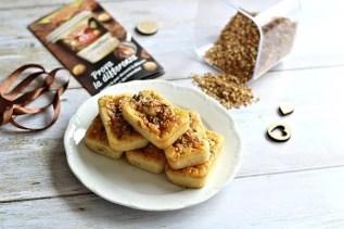 Cakes aux pommes & crème fraîche (2)