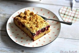 Crumb cake aux fruits rouges (5)