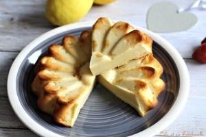 Fondant au citron & lait ribot