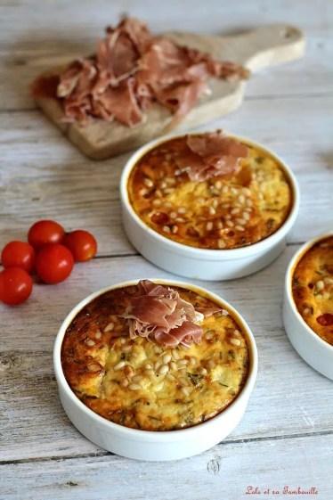 Clafoutis tomates cerise & chèvre frais (3)