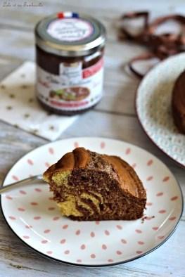 Gâteau zébré (5)
