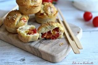 Muffins aux tomates cerises (1)