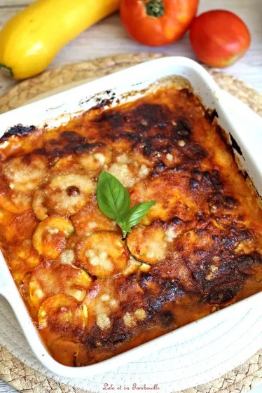 Parmigiana de courgettes & scarmorza 1(5)