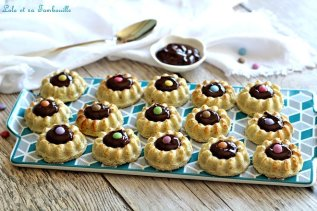 Savarins chocolat & smarties (3)