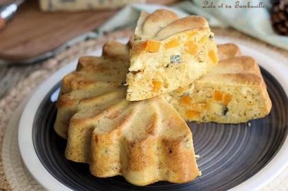 Cake butternut & fourme d'Ambert (6)