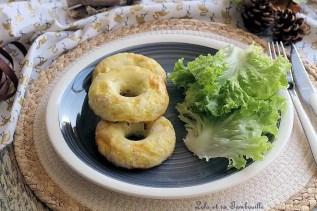 Donuts poireaux & bacon (2)