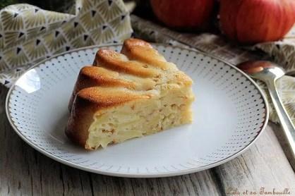 Gâteau pommes léger (1)