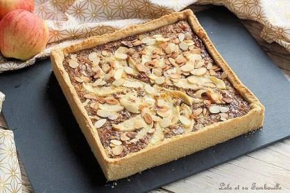Tarte noisettines aux pommes (2)