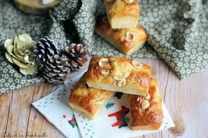 Cakes au confit d'oignon & noisettes (3)
