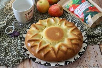 Gâteau aux pommes & mascarpone (4)