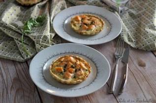 Tartelettes saumon & crème de coco (2)