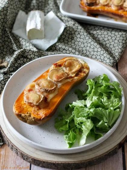 Butternut au chèvre & bacon (2)