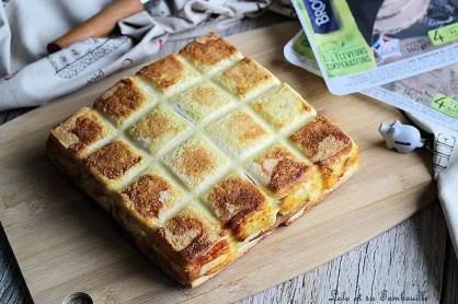Croque tablette jambon & cheddar (3)