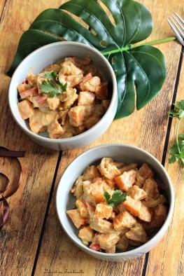 Curry de patates douces au lait de coco (1)