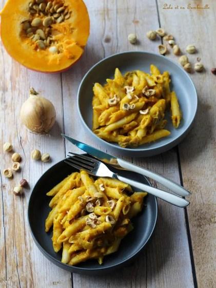One pot pasta au potimarron (8)