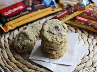 Cookies aux noix & chocolat (3)