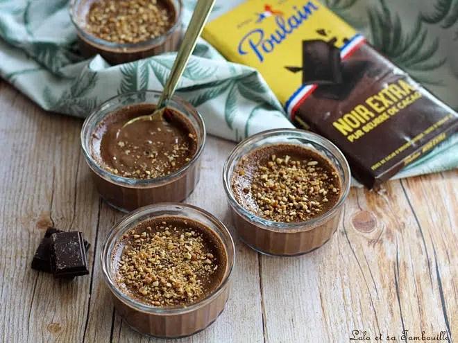 Crèmes dessert chocolat