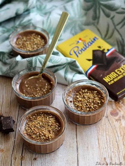 Crèmes dessert au chocolat (3)