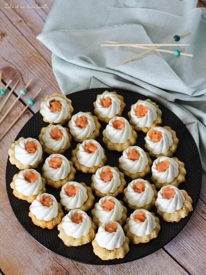 Tourbillon de boursin & saumon fumé (3)