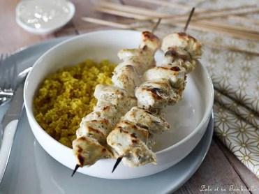 Brochette de poulet cajun (5)