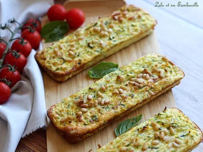 pain de courgettes,pain de courgettes parmesan,pain de courgettes leger,pain de courgettes léger