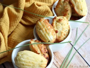 madeleines salées,madeleines salées moelleuses,madeleines salées originales,madeleines salées végétariennes,madeleines salées chevre miel,madeleines salées chèvre