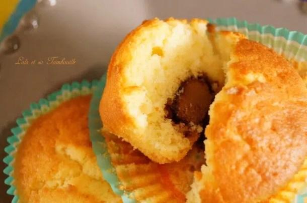 Cakes aux œufs de Pâques