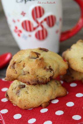 Biscuits tendres au chocolat {Martha Stewart} (9)