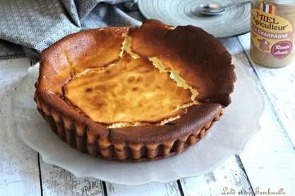 Gâteau au fromage blanc comme un Saint Amour (2)