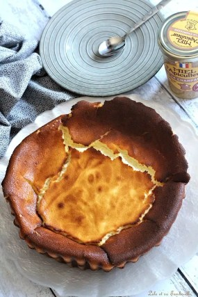 Gâteau au fromage blanc comme un Saint Amour (3)