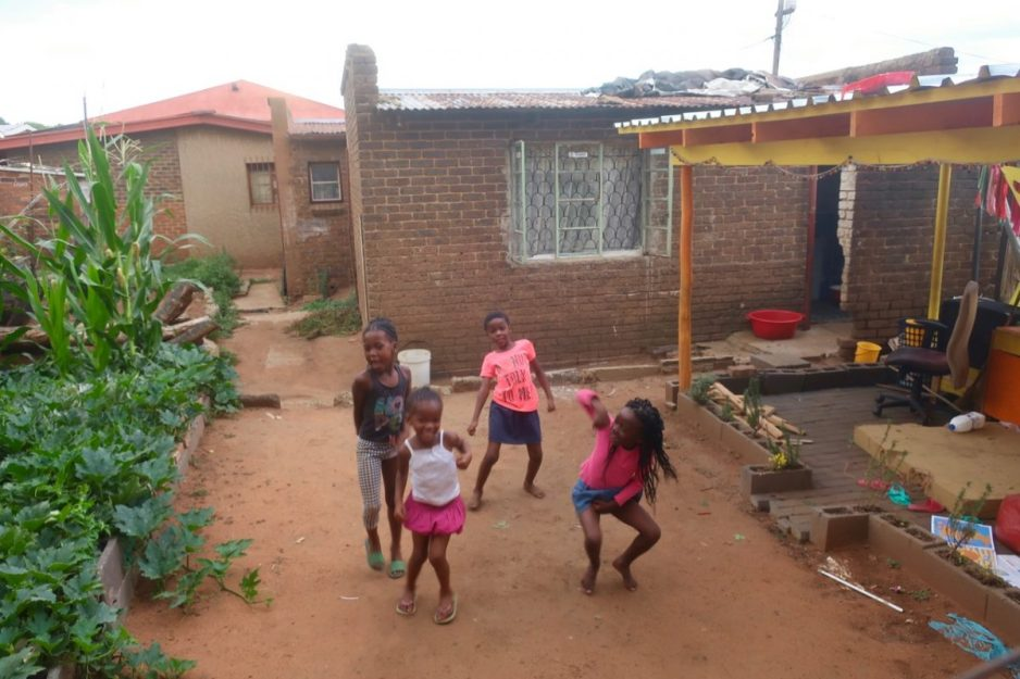 Black African Businesses Emerge in Soweto