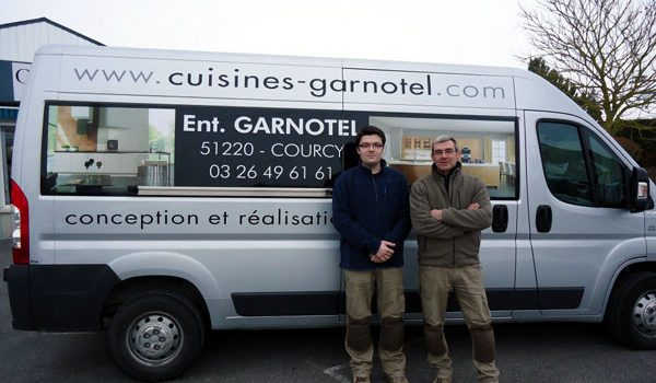 Cuisines GARNOTEL Reims : Installation
