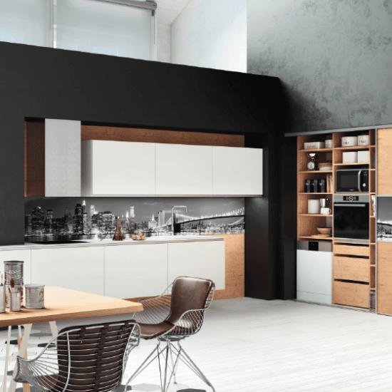 Cuisine Design HANAE Sur Mesure Moderne Haut De Gamme