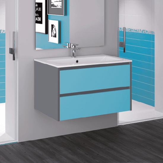 salle de bain originale design sur