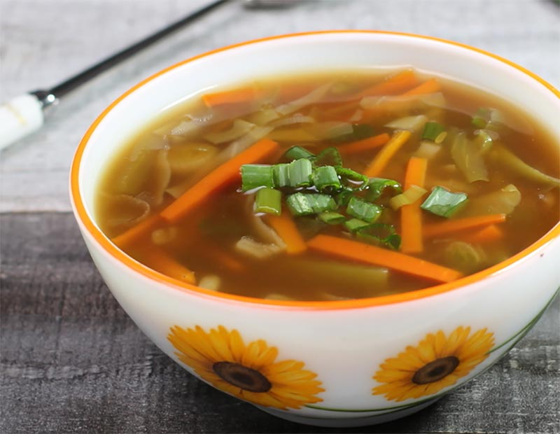 soupe chinoise au thermomix cuisine