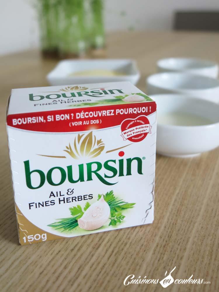 Harcha-au-boursin-13-2 - Harcha salée farcie au Boursin ail et fines herbes