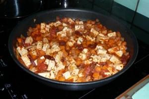 Curry de tofu 3
